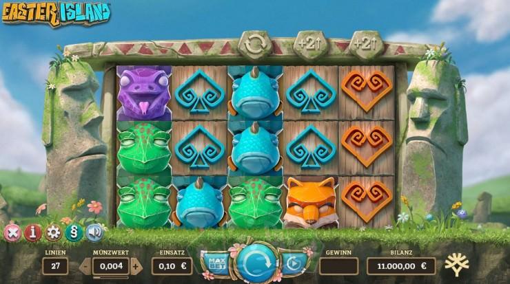 Easter Island Titelbild