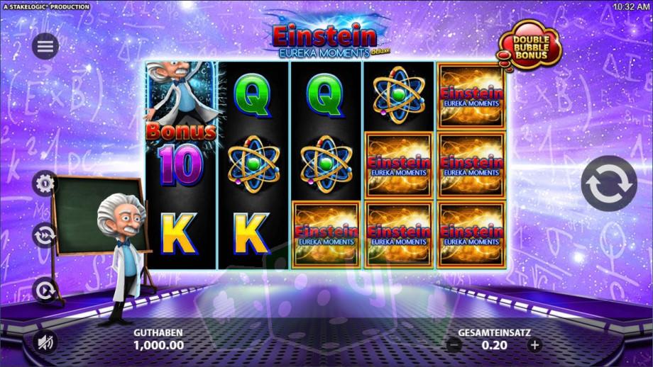Einstein Eureka Moments Deluxe Titelbild