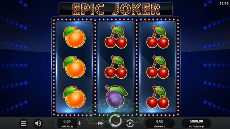 Epic Joker Titelbild