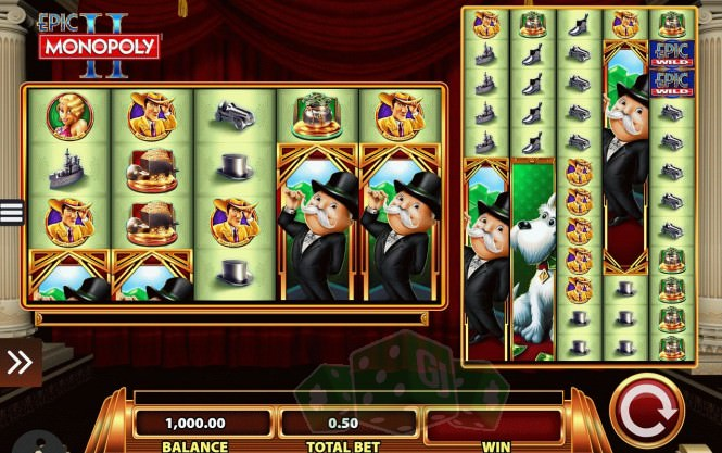 Spiele Epic Monopoly II - Video Slots Online