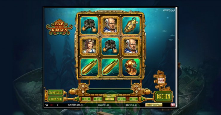 Spiele Eye Of The Kraken - Video Slots Online