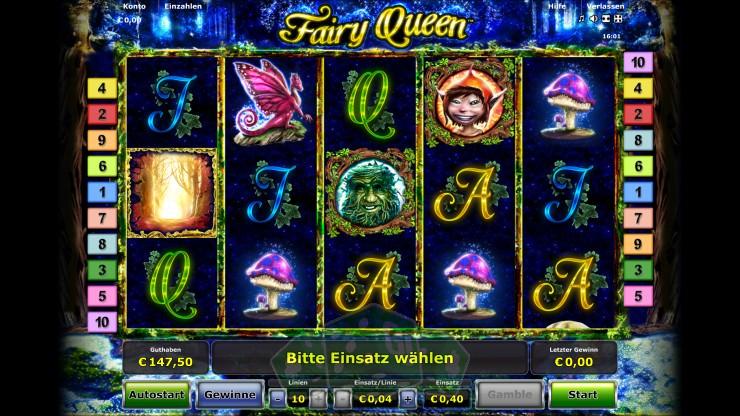 Fairy Queen Titelbild