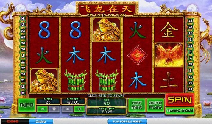 Fei Long Zai Tian Titelbild