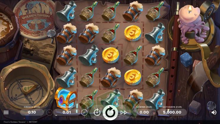 Finn's Golden Tavern Titelbild