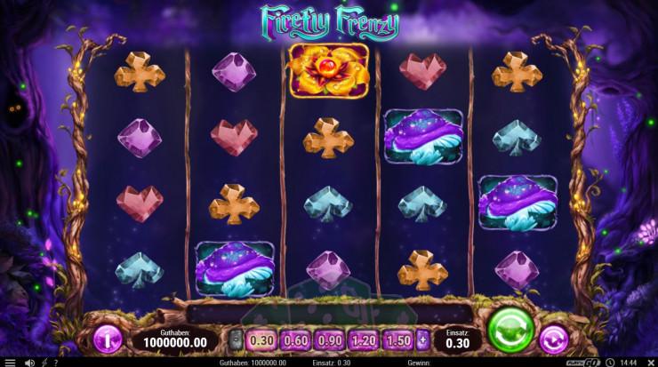 Firefly Frenzy Titelbild