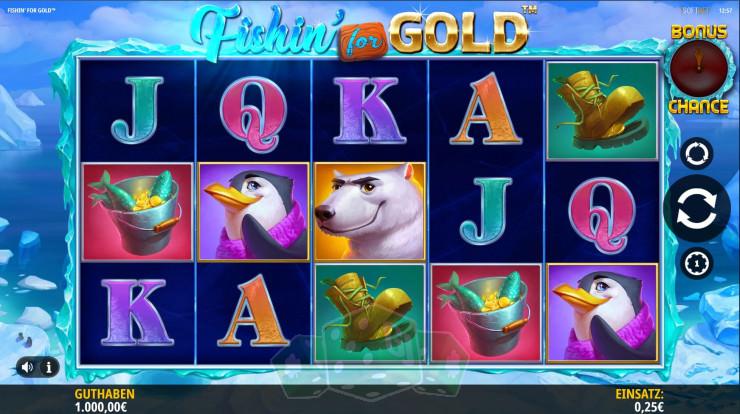 Fishin' for Gold Titelbild