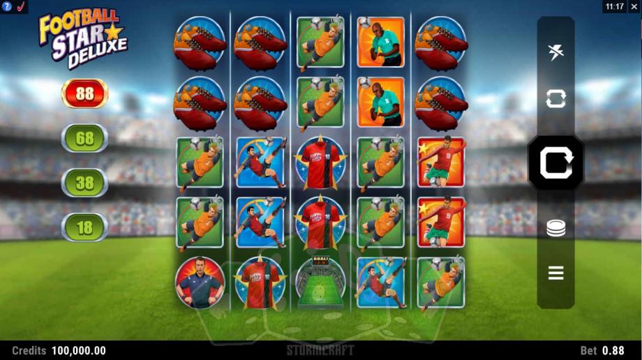 Football Star Deluxe Titelbild