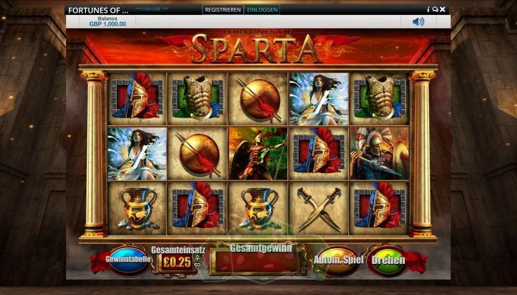 Spiele Spartas Honor - Video Slots Online
