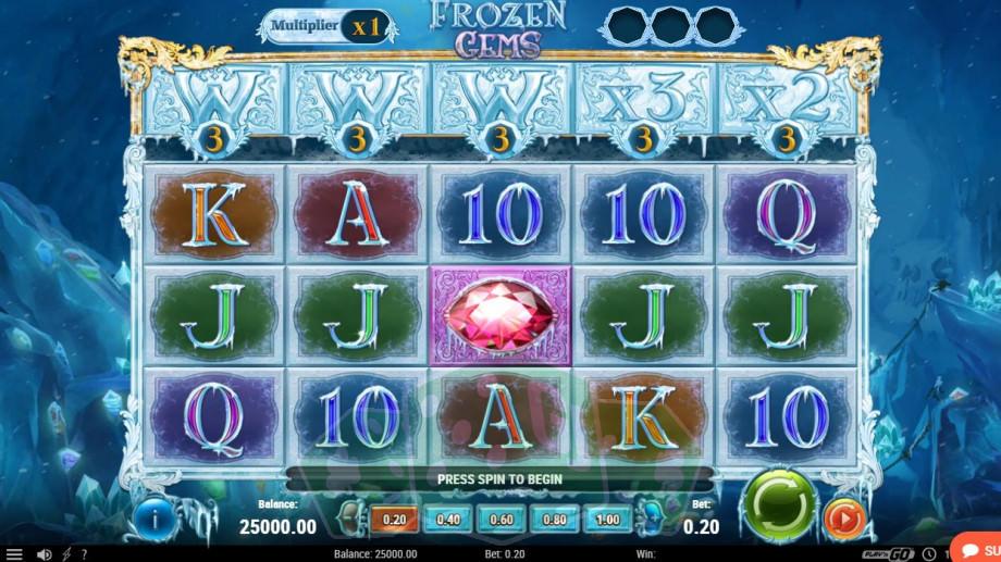 Frozen Gems Titelbild