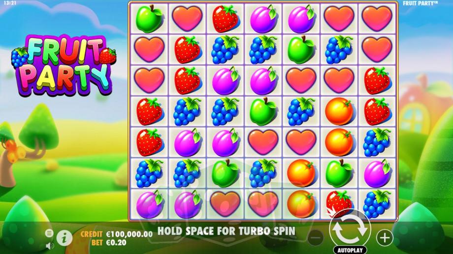 Fruit Party Titelbild