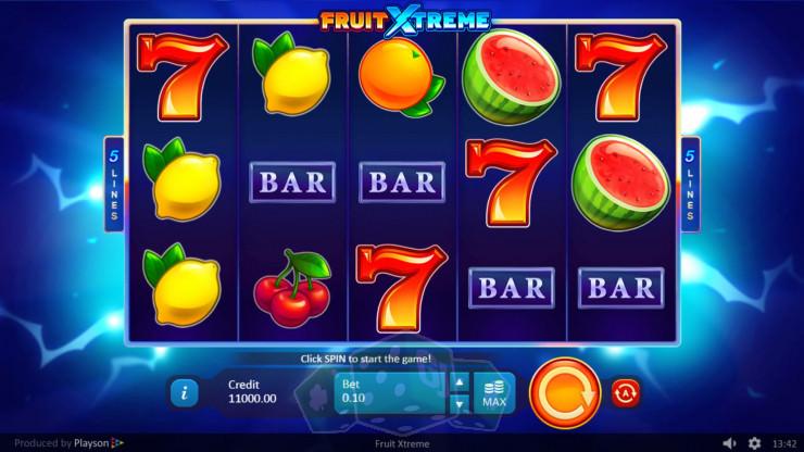 Fruit Xtreme Titelbild