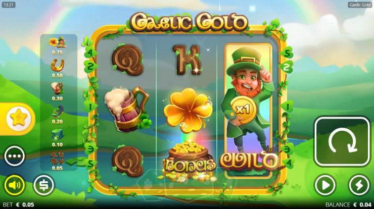 Gaelic Gold Titelbild