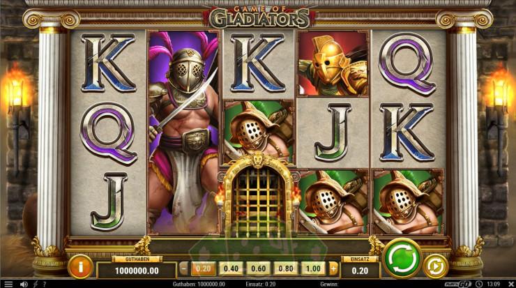Game of Gladiators Titelbild