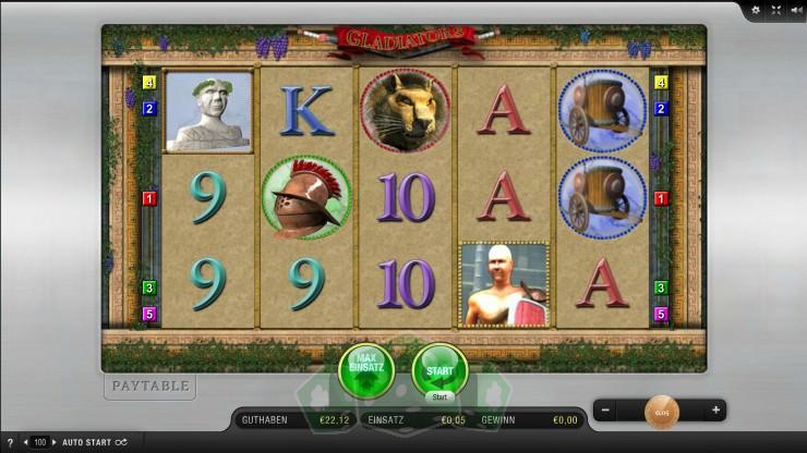 Gladiators Titelbild