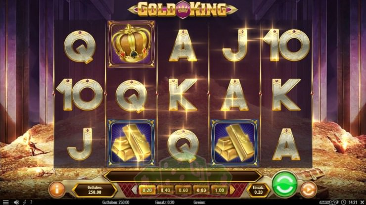 Gold King Titelbild
