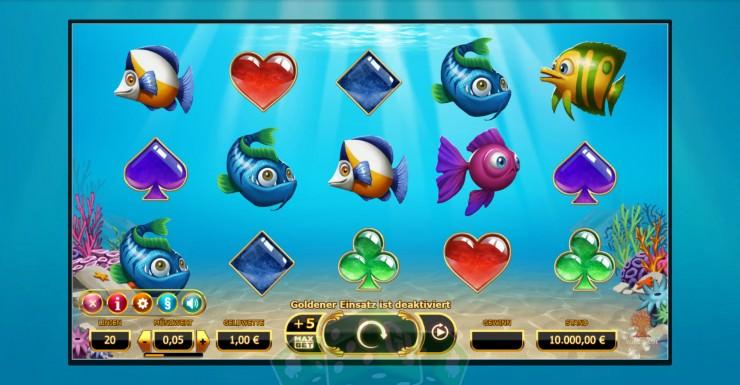 Golden Fish Tank Titelbild