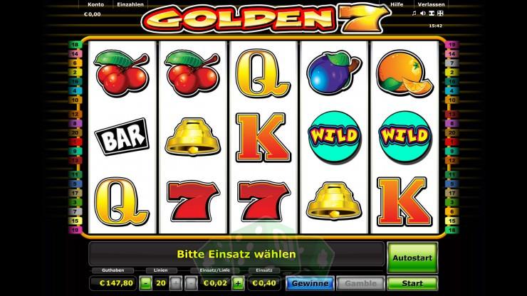 Golden7 Titelbild