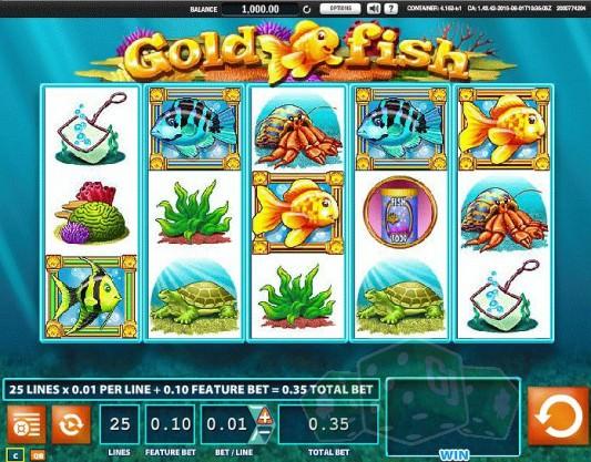 Goldfish Titelbild