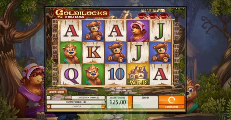 Goldilocks Titelbild