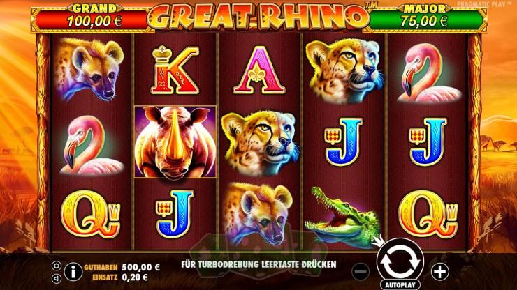 Great Rhino Titelbild