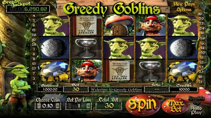 Greedy Goblins Titelbild