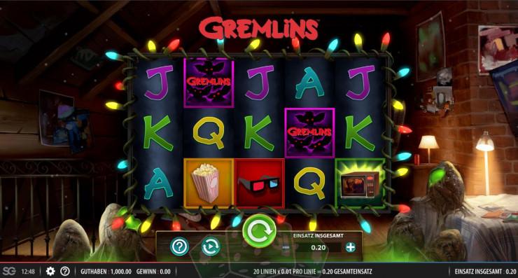 Gremlins Titelbild