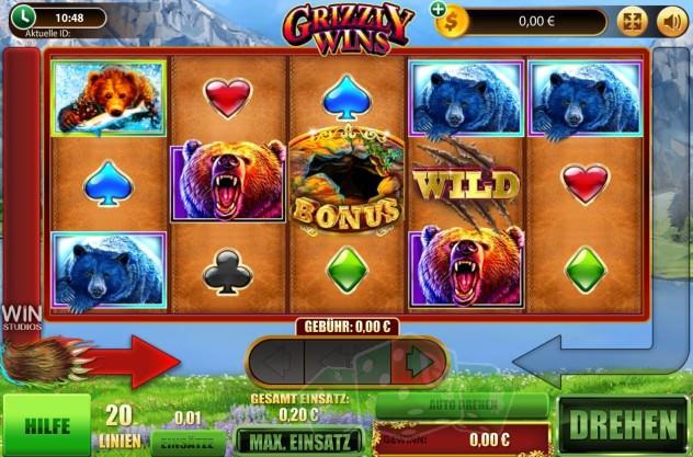 Grizzly Wins Titelbild