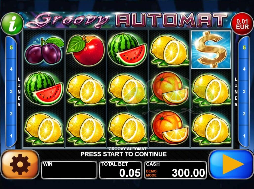 Online Automat Spielen