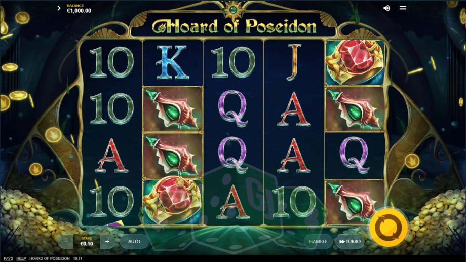 Hoard of Poseidon Titelbild