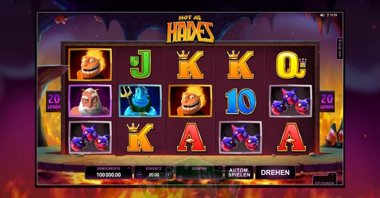 Hot as Hades Titelbild