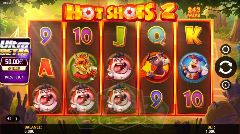 Hot Shots 2 Titelbild