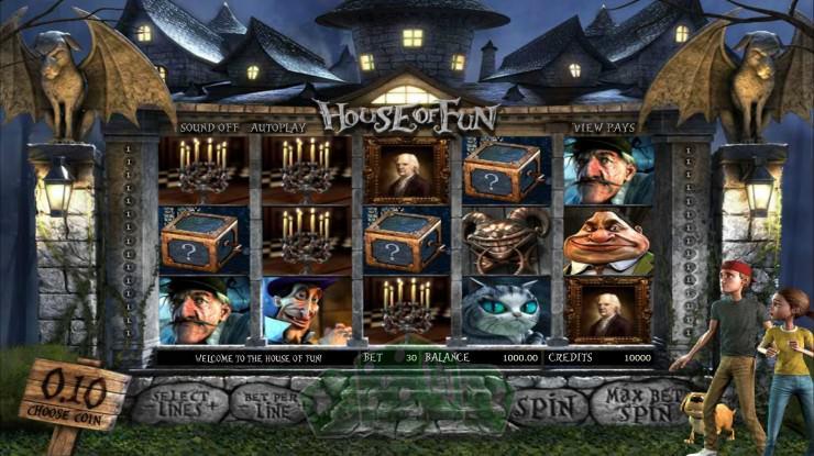 House of Fun Titelbild