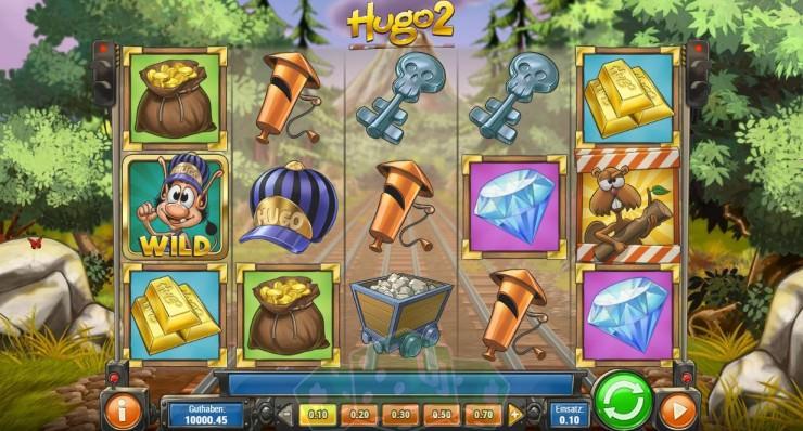 Hugo 2 Titelbild