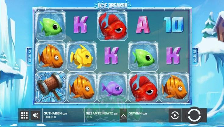 Ice Breaker Titelbild