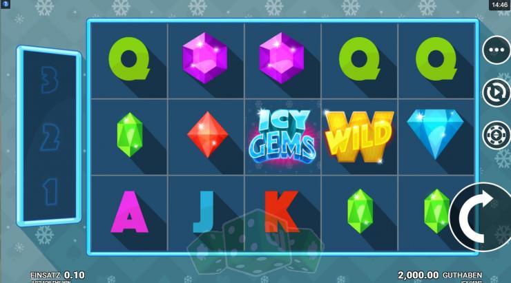 Icy Gems Titelbild