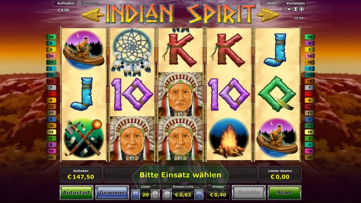 Indian Spirit Titelbild