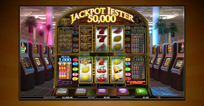 Online Spiele Jackpot