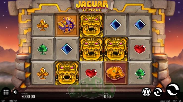 Jaguar Temple Titelbild