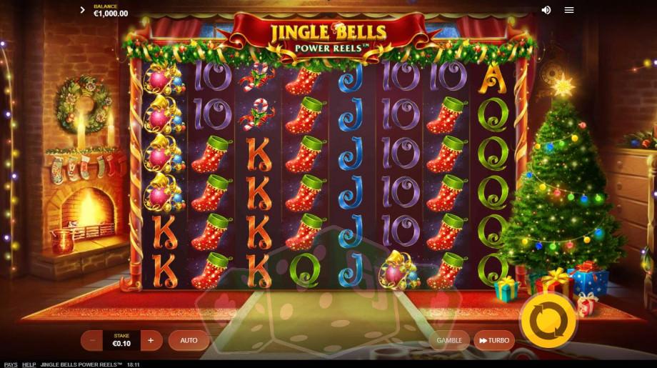 Jingle Bells Power Reels Titelbild