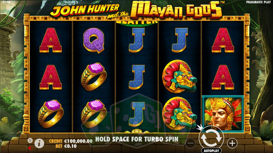 John Hunter and the Mayan Gods Titelbild