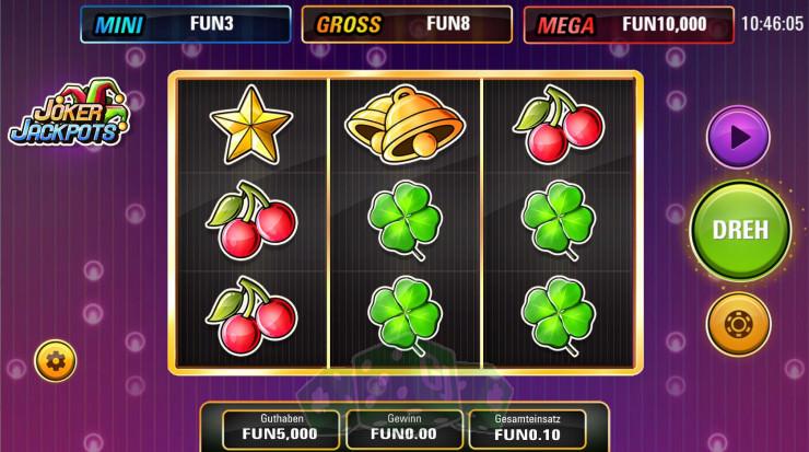 Joker Jackpots Titelbild