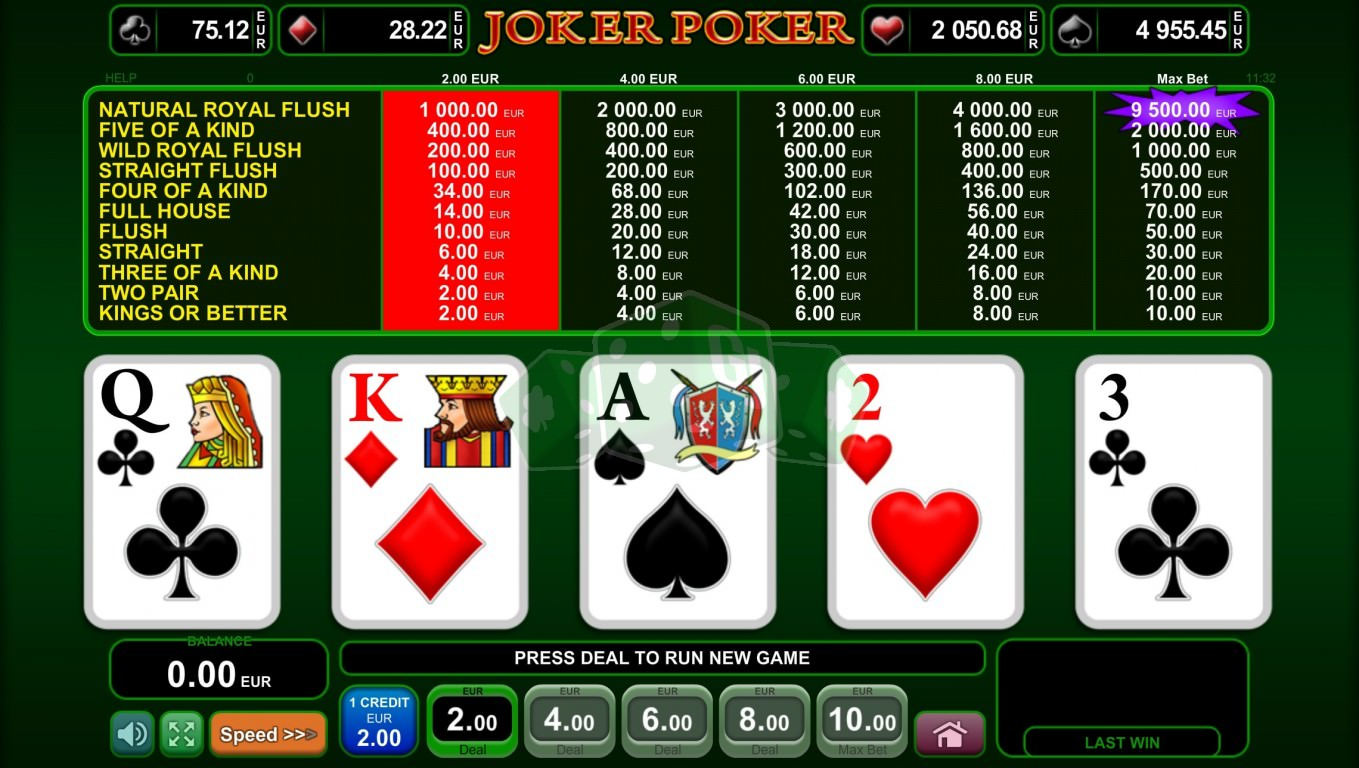 Casino Poker Online Spielen