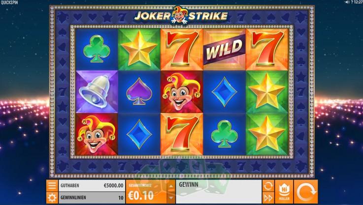 Joker Strike Titelbild