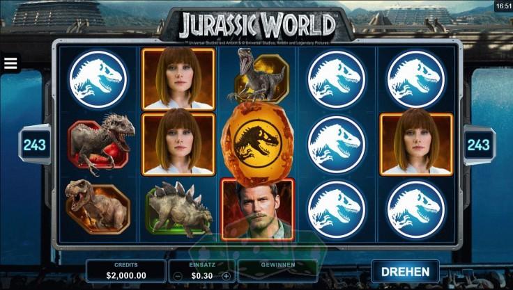 Jurassic World Titelbild