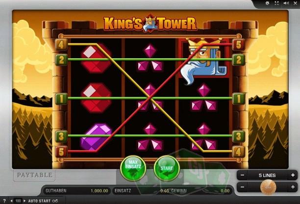 King's Tower Titelbild
