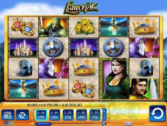 Lancelot Titelbild
