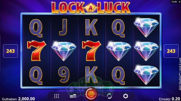 Lock A Luck Titelbild