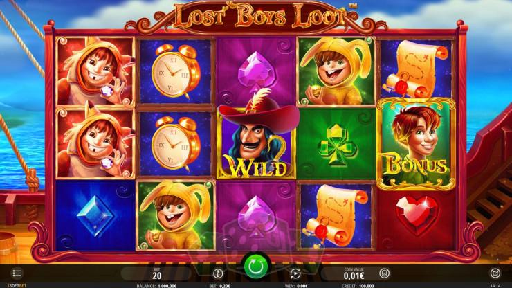 Lost Boys Loot Titelbild
