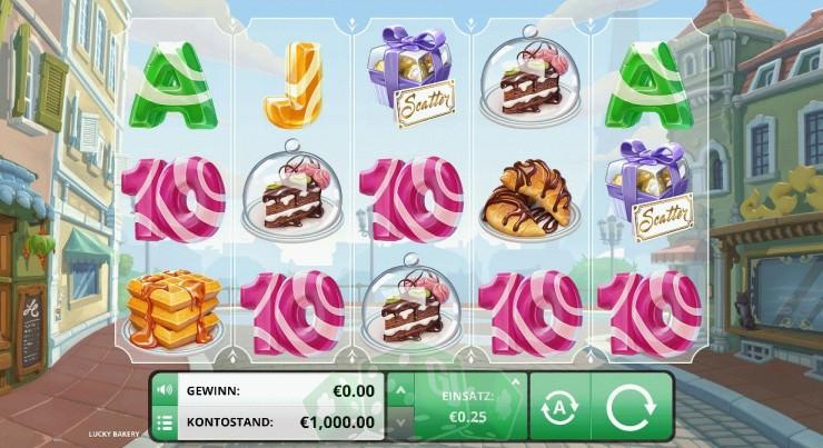 Lucky Bakery Titelbild