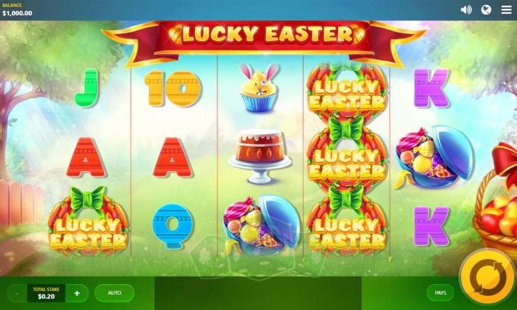 Lucky Easter Titelbild